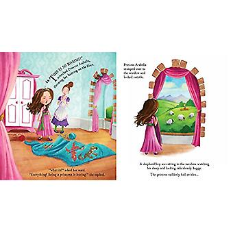 The Fairytales Gone Wrong - The Girl Who Cried Wolf - A Story About Tel