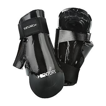Jahrhundert Sparring Handschuhe schwarz