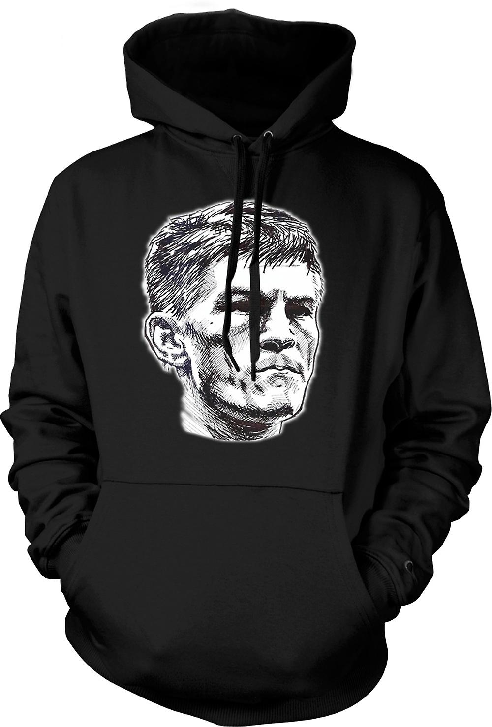 Mens Hoodie - Ricky Hatton - Boxing Champ