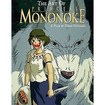 Kunst av Princess Mononoke av Hayao Miyazaki - 9781421565972 bok