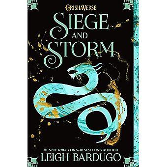 Belägringen och Storm (Grisha trilogin)