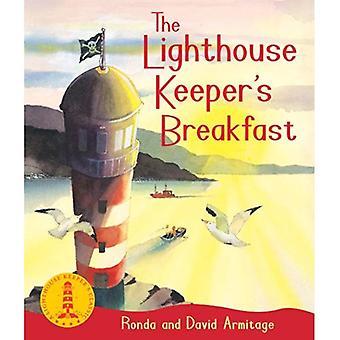 Der Leuchtturmwärter Frühstück