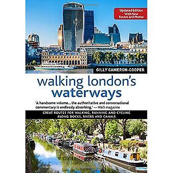 Wandelen van de Londense waterwegen