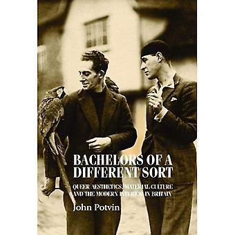 Ungkarlar av ett annat slag: Queer estetik, materiell kultur och den moderna interiören i Storbritannien (studier...