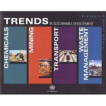Trends in Sustainable Development: Transport Chemicals Waste Management and Mining