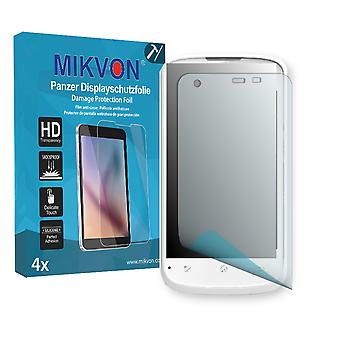 Avus A24 Screen Protector - Mikvon Armor Screen Protector (Retail Package with accessories)