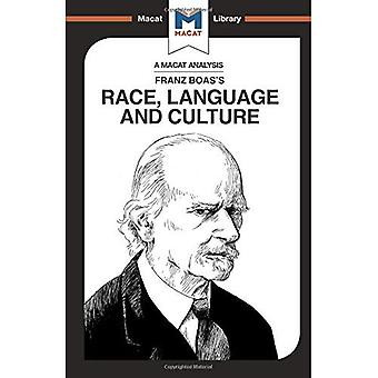 Race, Language and Culture (The Macat Library)