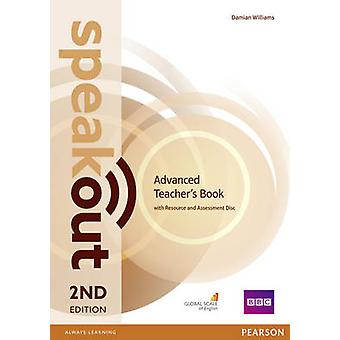 Speakout Advanced 2nd Edition Teachers Guide with Resource amp Assessment Disc Pack by Damian Williams