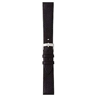 Morellato black leather strap 10 mm female DUBLIN A01D0753333019CR12