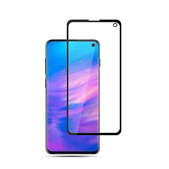 4 d full of 0.3 mm bent tempered glass black film for Samsung Galaxy S10e G970F 5.8 inch