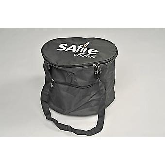 OLPRO Safire Roaster Carrier Bag Black Storage Camping Outdoor