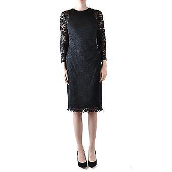 Ralph Lauren Black Viscose Dress