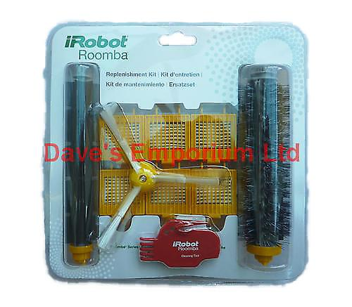 Roomba 700 Series Replenishment Kit