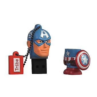 Marvel Avengers Captain America USB Memory Stick