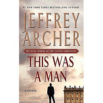 This Was a Man by Jeffrey Archer - 9781432834296 Book