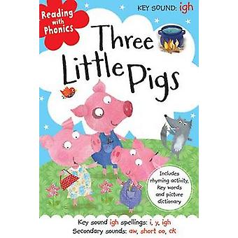 Three Little Pigs by Clare Fennell - 9781782356233 Book