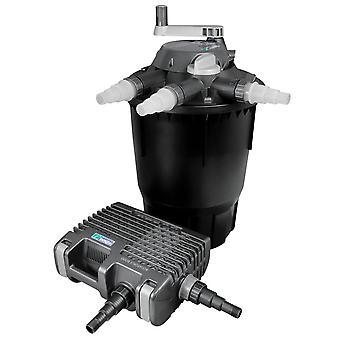 Hozelock Bioforce Revolution 14000 Filter Kit