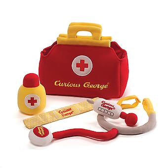 Curious George Playset Doctor Set