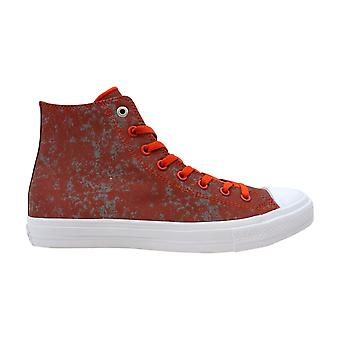 Converse Chuck Taylor All Star II Hi signal rouge/pur argent-blanc 153543C hommes