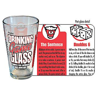 ICUP iPartyHard Drinking Game Glass