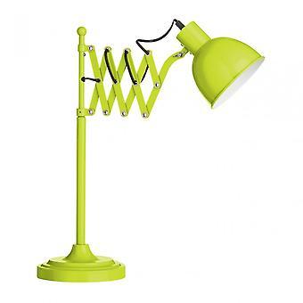 Premier Home Table Lamp, Metal, Green
