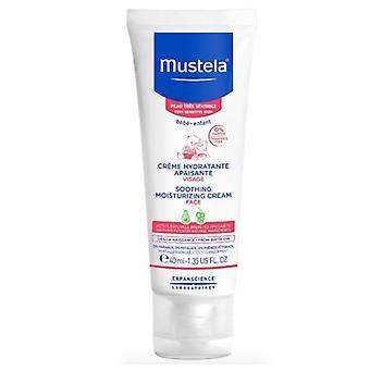 Mustela Soothing Moisturising Cream 40ml