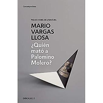 Quien Mato a Palomino Molero?