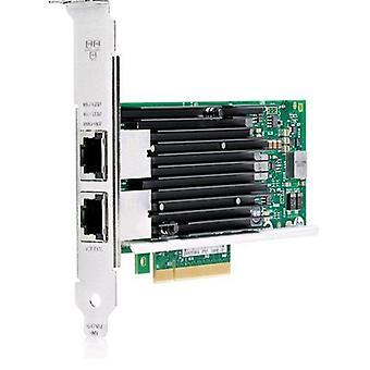 Hp 716591-b21 internal network adapter 2-port 561t 1,000 mbps pci express interface