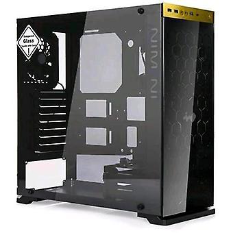 Inwin 805c cabinet midi-tower black/gold