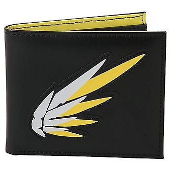 Wallet - Overwatch - Mercy Pu Bi-Fold New j8812