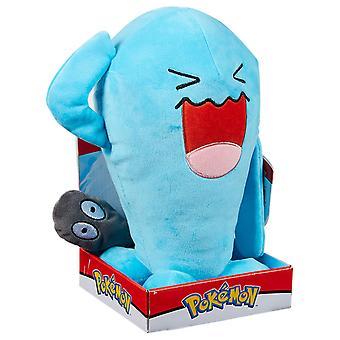 Pokemon Wobbuffet Plush 12 pouces