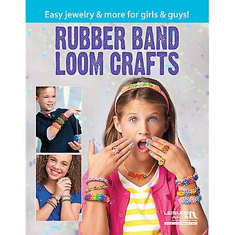 Leisure Arts Rubber Band Loom Crafts La 6319