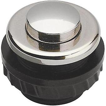 Bell button 1x Grothe 62026 Nickel