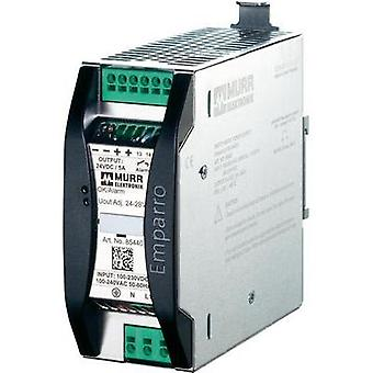 Murr Elektronik 85437 DIN Rail Power Supply , 1-Phase