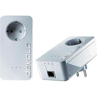Powerline starter kit 600 Mbit/s Devolo dLAN 650+