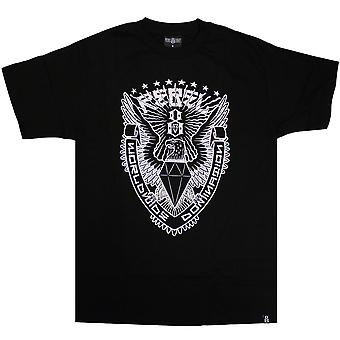 Rebel8 Worldwide Domination T-Shirt Black