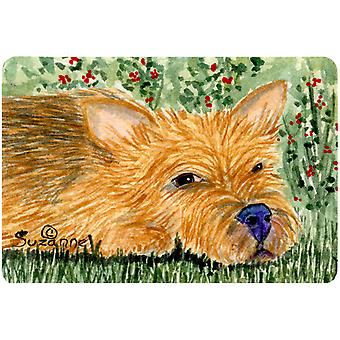 Norwich Terrier Mouse pad, pad caldo o sottopentola