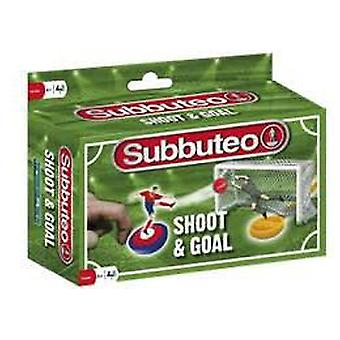 Subbuteo Shoot and Goal (Toys , Boardgames , Skills)