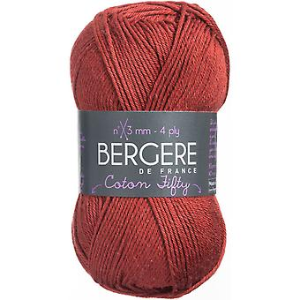Bergere De France Coton Fifty Yarn-Auburn COTTON-42658