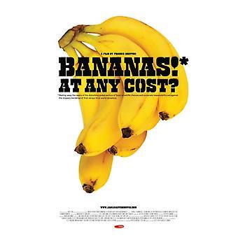 Bananen-Film-Poster (11 x 17)