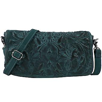 Billy the kid Morocco leather shoulder bag clutch D461