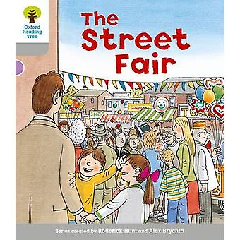 Oxford Reading Tree Level 1 Wordless Stories B Street Fair by Roderick Hunt & Thelma Page