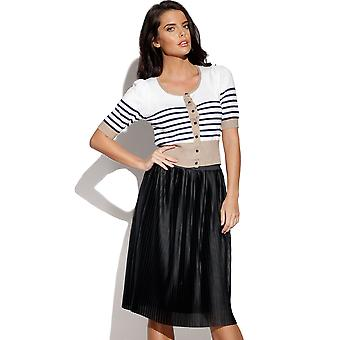 Vero Moda Pleated Skirt