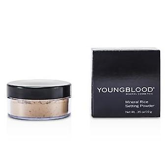 Youngblood Mineral Rice Setting Loose Powder - Medium - 10g/0.35oz