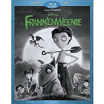 Frankenweenie [BLU-RAY] USA import