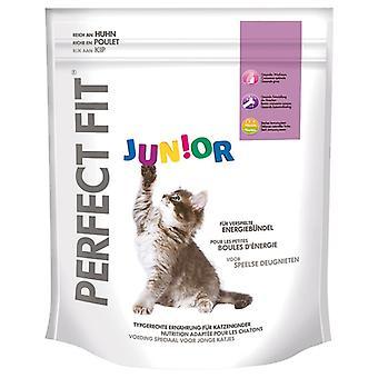 Perfekt passform katt komplett Junior kyckling 750g (förpackning med 3)