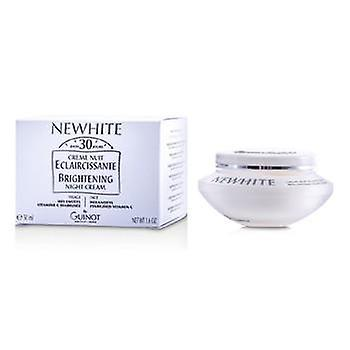 Guinot Newhite Brightening Night Cream For The Face - 50ml/1.6oz