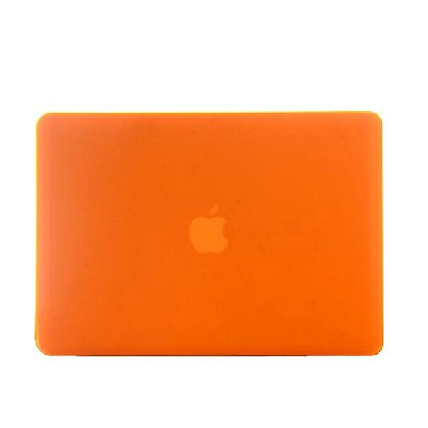 Case Cover Orange for Apple Macbook Pro 15.4 inch