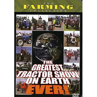 Greatest Tractor Show on Earth Ever [DVD] USA import