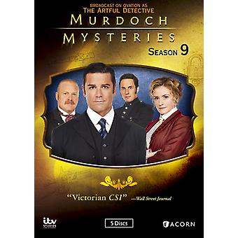 Murdoch Mysteries: Season 9 [DVD] USA import